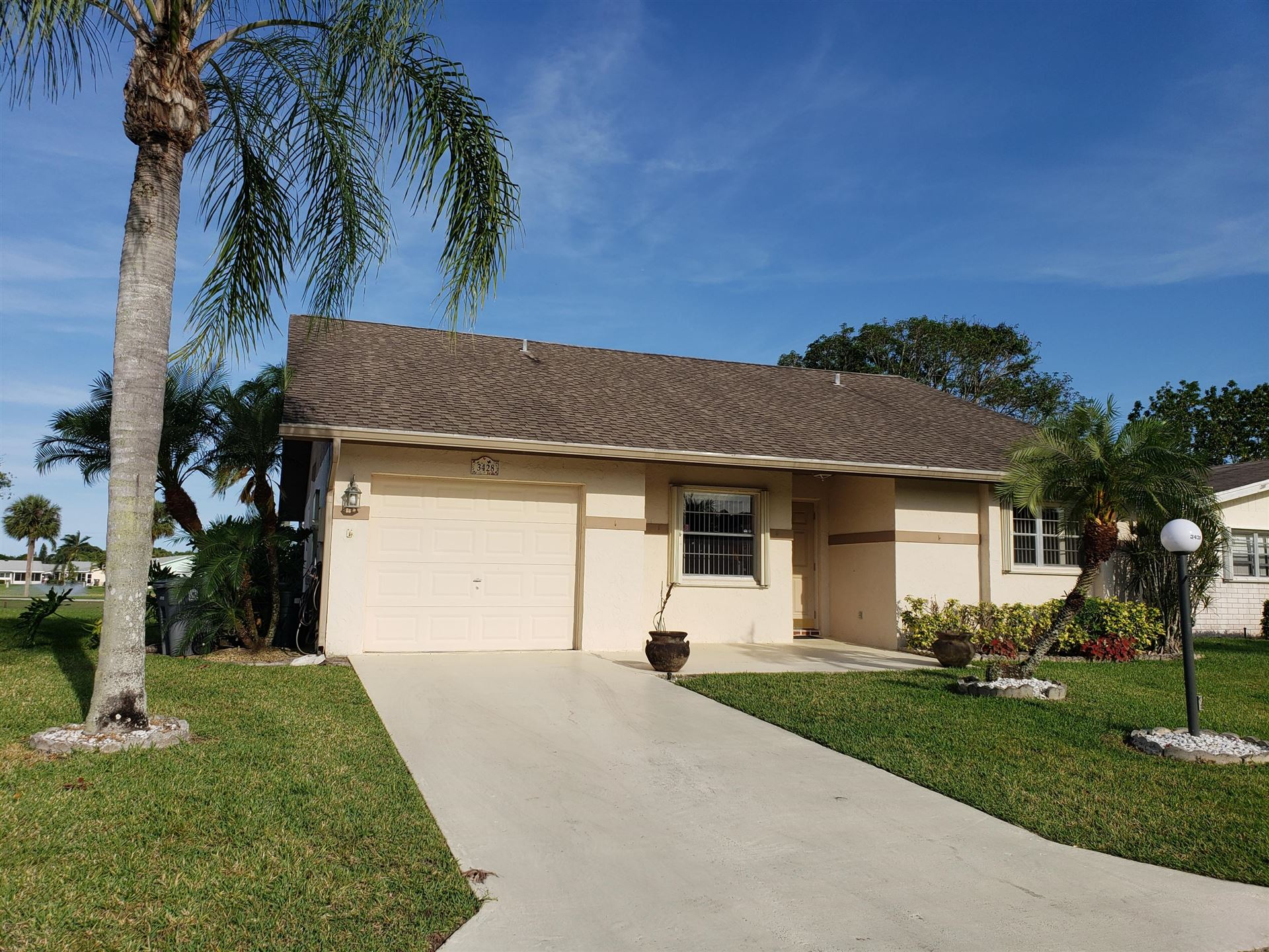 3428 Amalfi Drive, West Palm Beach, FL 33417 - #: RX-10703631