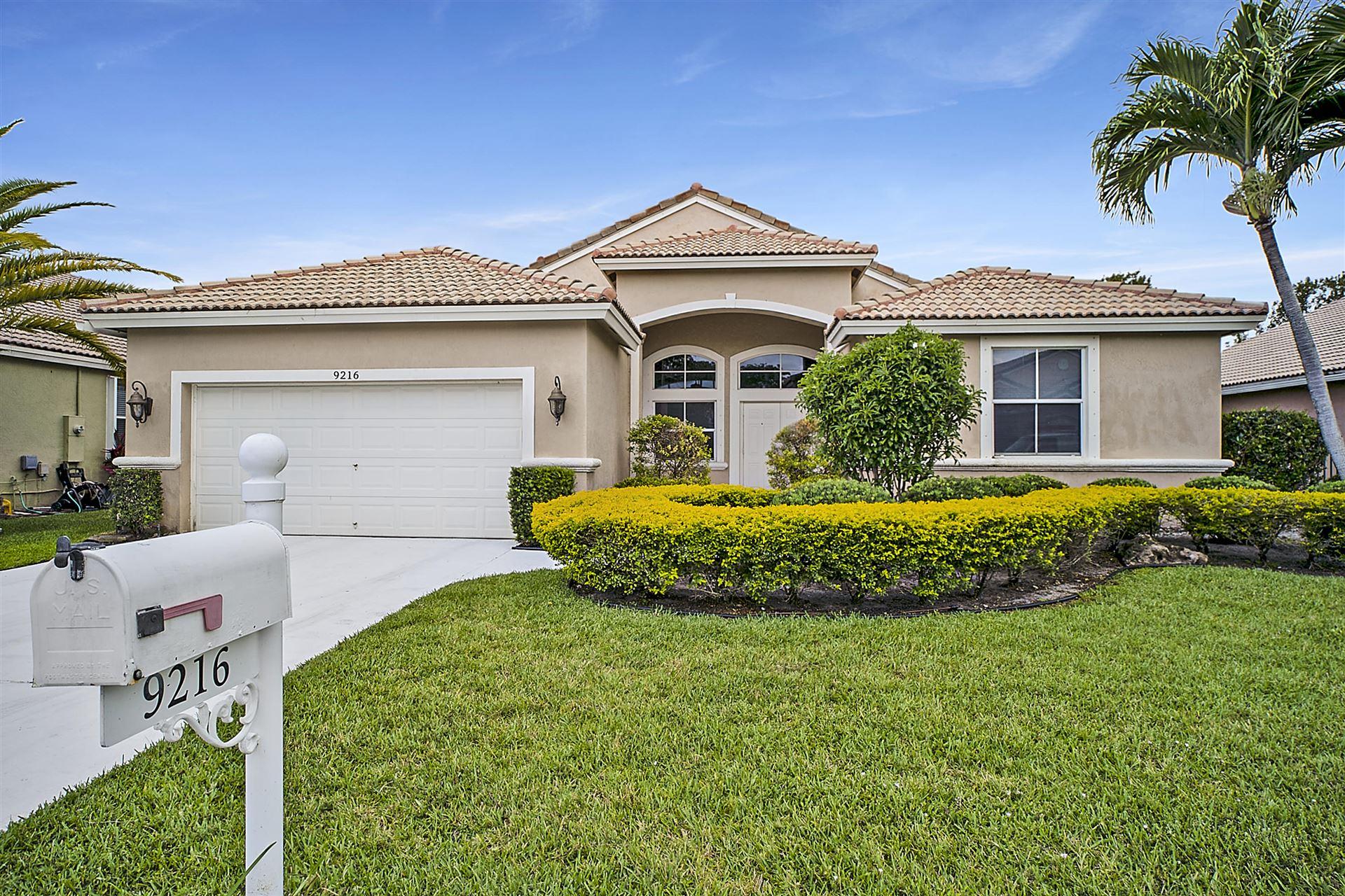 9216 Cove Point Circle, Boynton Beach, FL 33472 - #: RX-10721631
