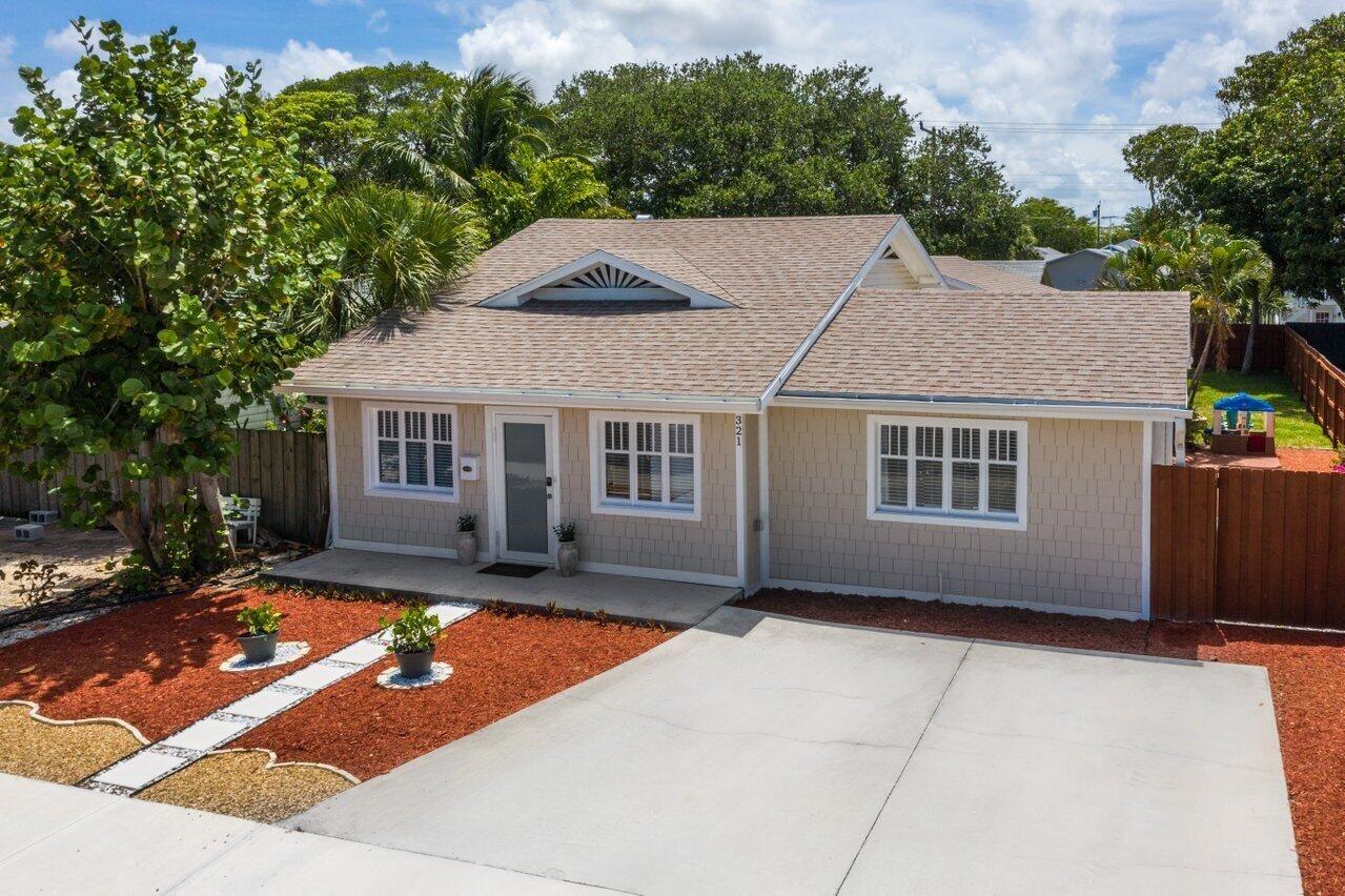 321 S L Street, Lake Worth, FL 33460 - MLS#: RX-10722632