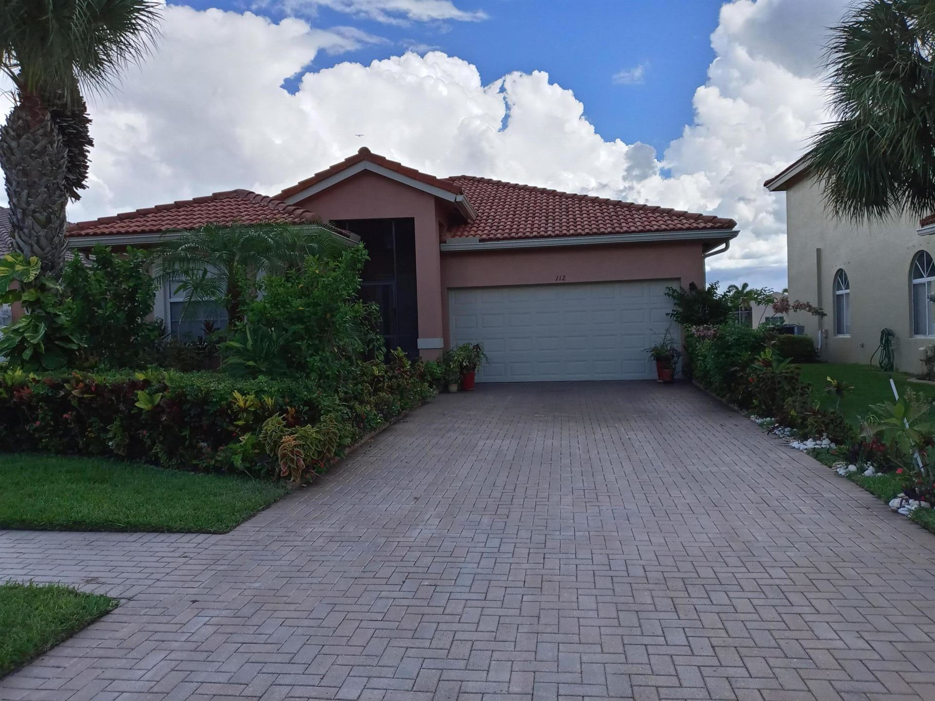 112 Catania Way, Royal Palm Beach, FL 33411 - MLS#: RX-10728632