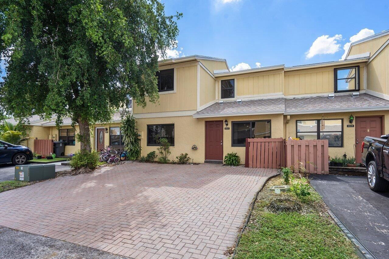 5322 Tennis Lane, Delray Beach, FL 33484 - MLS#: RX-10752632