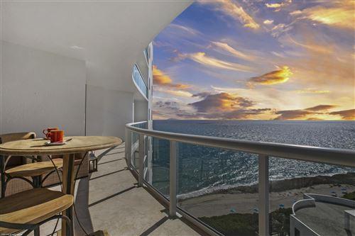 Photo of 4600 N Ocean Drive #1402, Singer Island, FL 33404 (MLS # RX-10664633)
