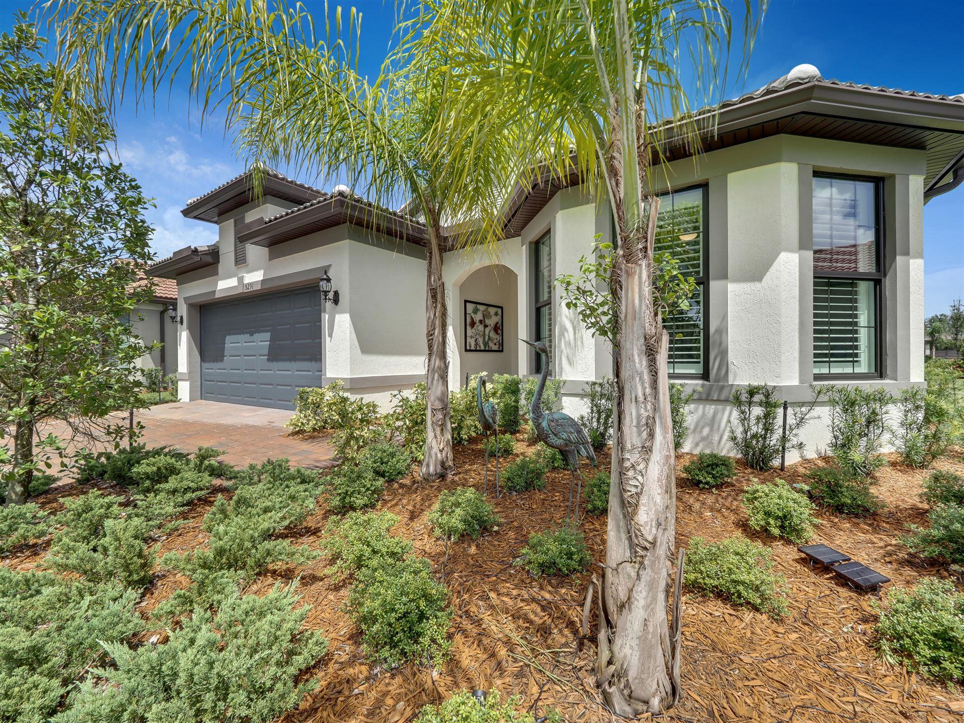 Photo of 5291 Turtle Creek Circle, Vero Beach, FL 32967 (MLS # RX-10640633)
