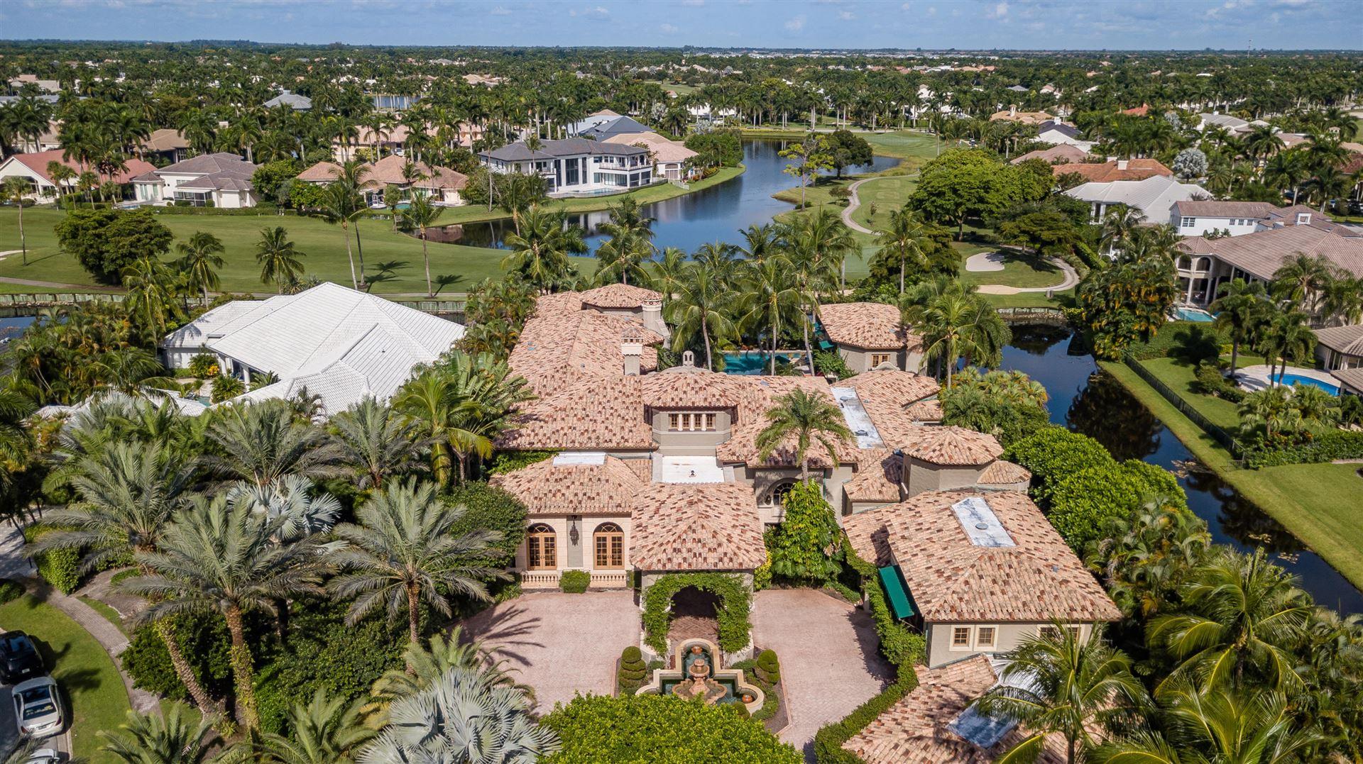 17591 Lake Estates Drive, Boca Raton, FL 33496 - MLS#: RX-10655633
