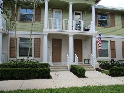 Photo of 1544 W Frederick Small Road #12b, Jupiter, FL 33478 (MLS # RX-10636634)