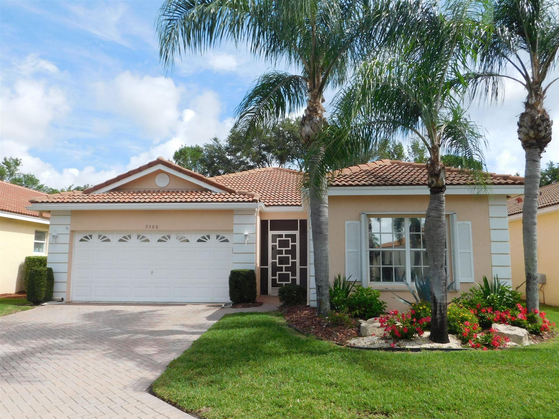 9588 Honeybell Circle, Boynton Beach, FL 33437 - #: RX-10632634