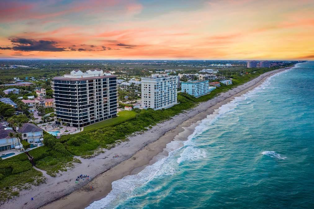 Photo of 800 Ocean Drive #701, Juno Beach, FL 33408 (MLS # RX-10654634)