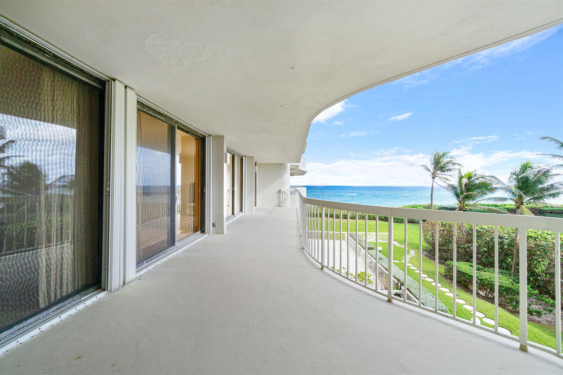 3300 S Ocean Boulevard #301s, Palm Beach, FL 33480 - #: RX-10672634