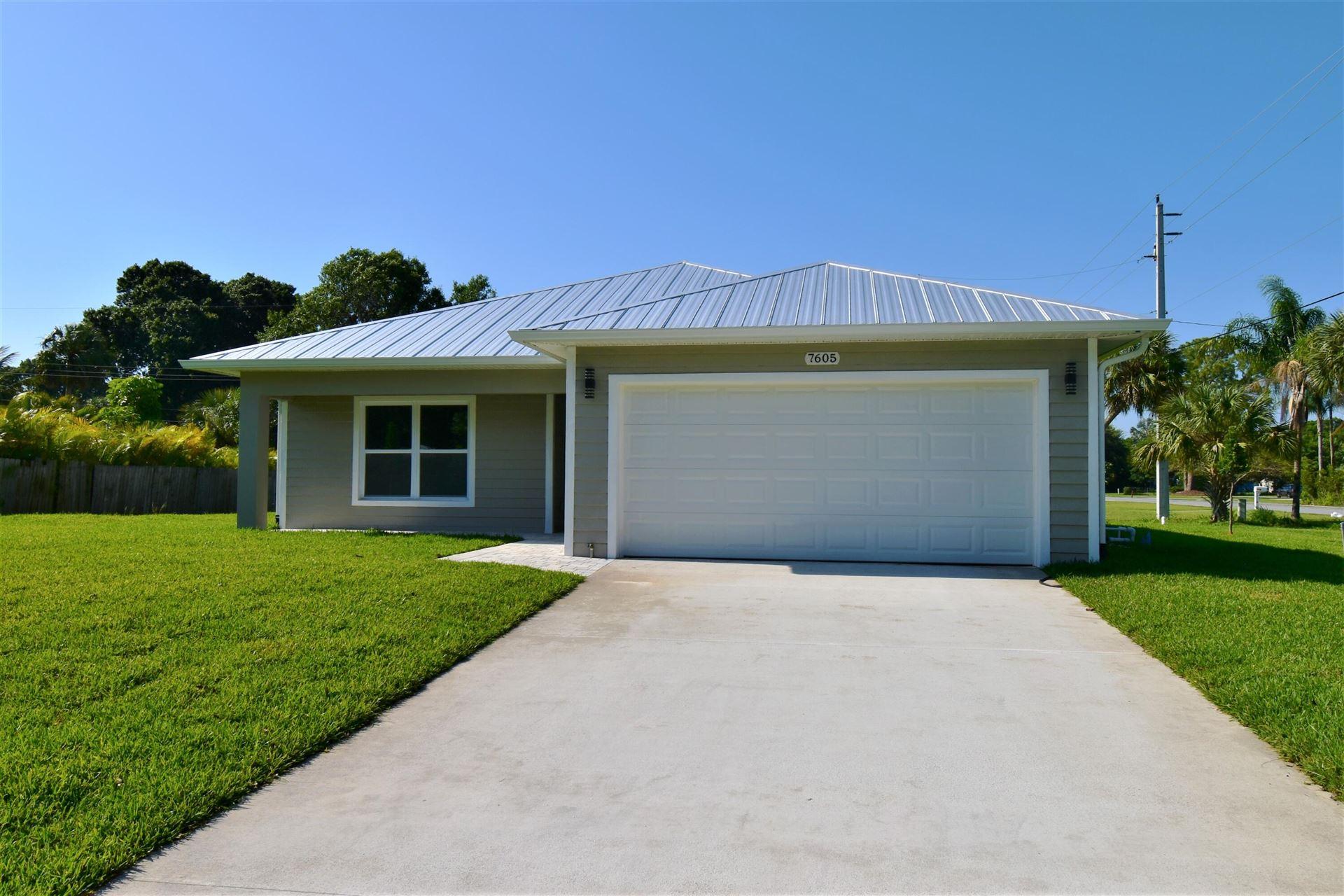 7605 Roberts Road, Fort Pierce, FL 34951 - #: RX-10710634