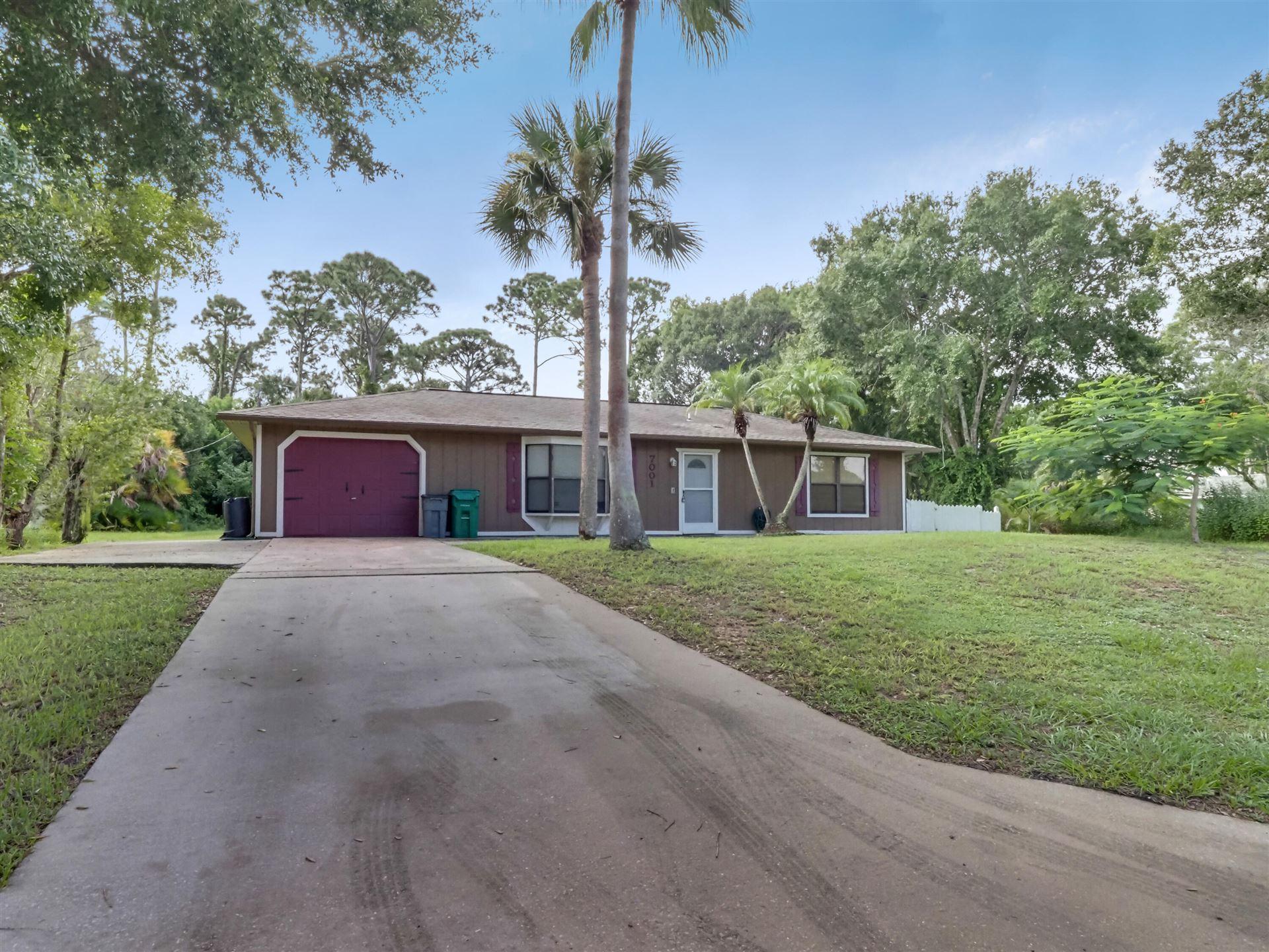 7001 Belleair Avenue, Fort Pierce, FL 34951 - MLS#: RX-10745634