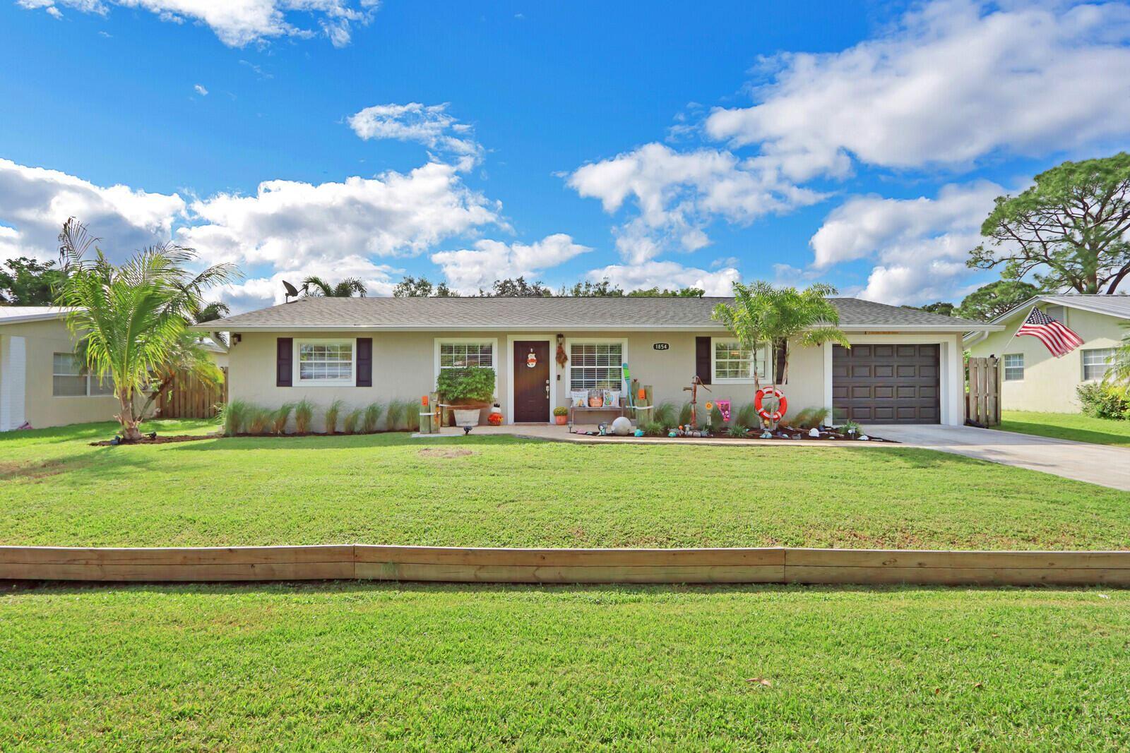 1854 SE Lafayette Street, Stuart, FL 34997 - #: RX-10753634