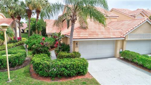Photo of 23156 Fountain View Drive #A, Boca Raton, FL 33433 (MLS # RX-10608635)