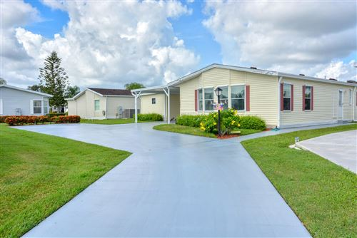 Photo of 3605 Pebble Beach Lane Lane, Port Saint Lucie, FL 34952 (MLS # RX-10735635)