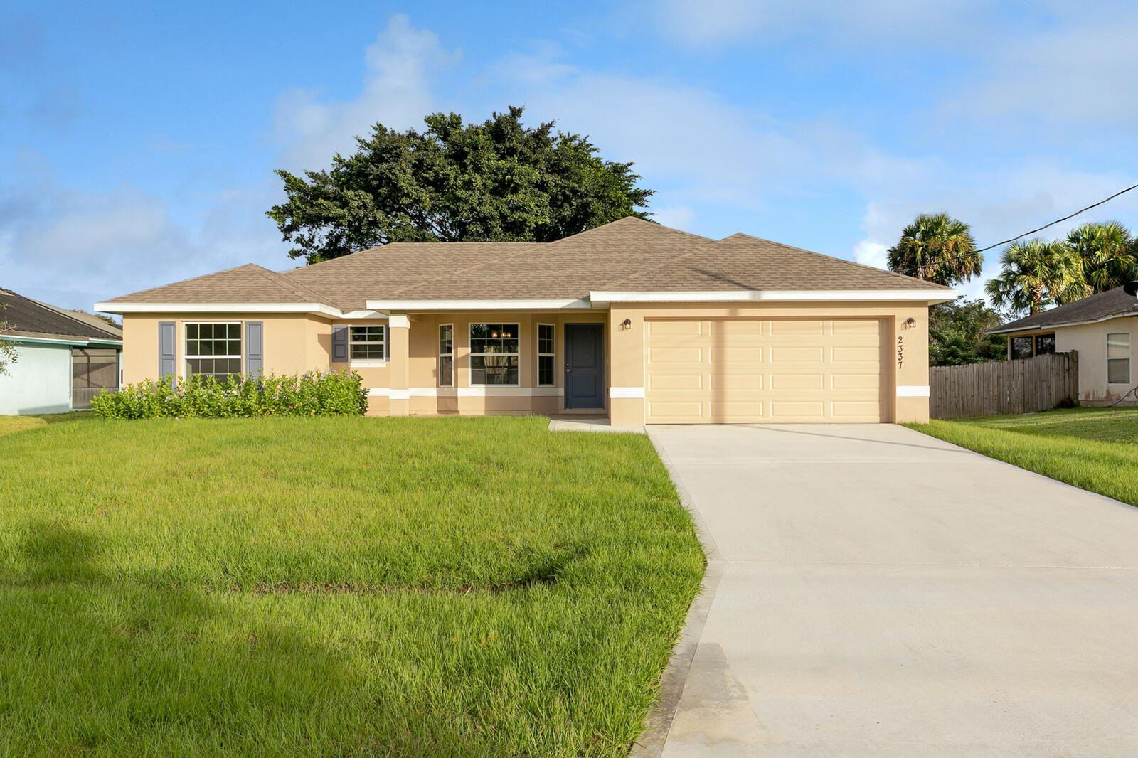 2337 SW Dodge Terrace, Port Saint Lucie, FL 34953 - #: RX-10630635