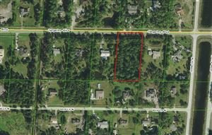 Photo of 0 Tangerine Boulevard, West Palm Beach, FL 33412 (MLS # RX-10550636)