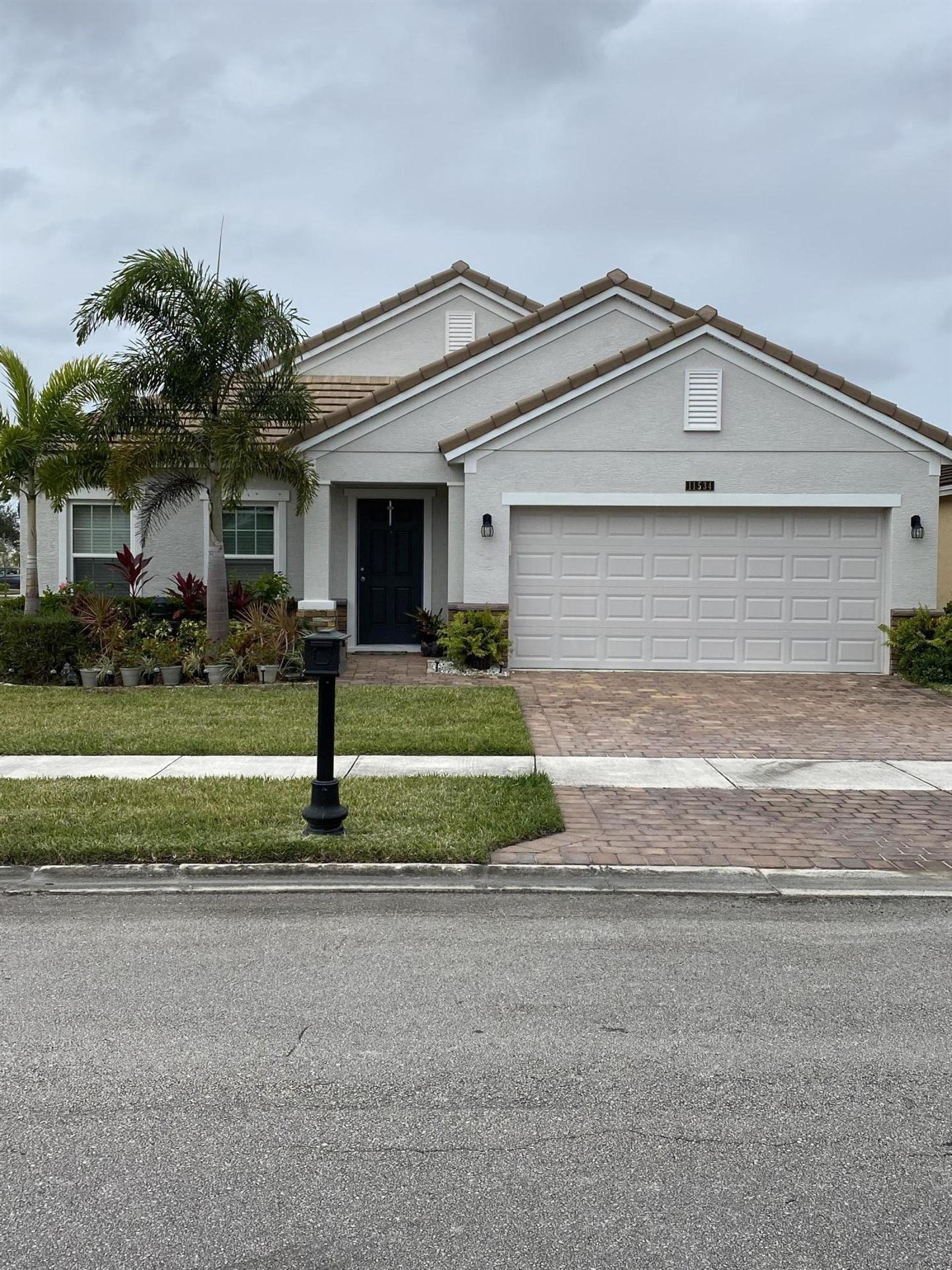 11534 SW Halton Street, Port Saint Lucie, FL 34987 - #: RX-10599636