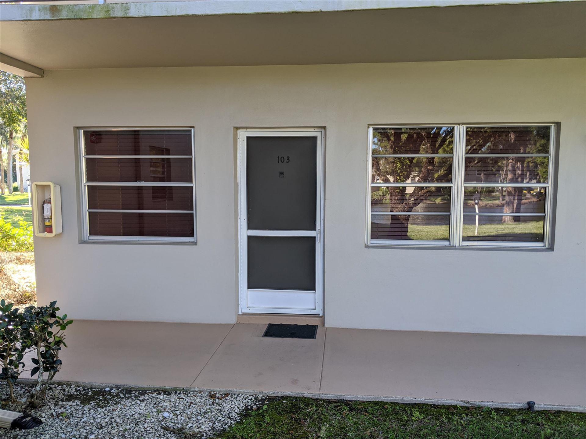 5 Lake Vista Trail #103, Port Saint Lucie, FL 34952 - #: RX-10617636