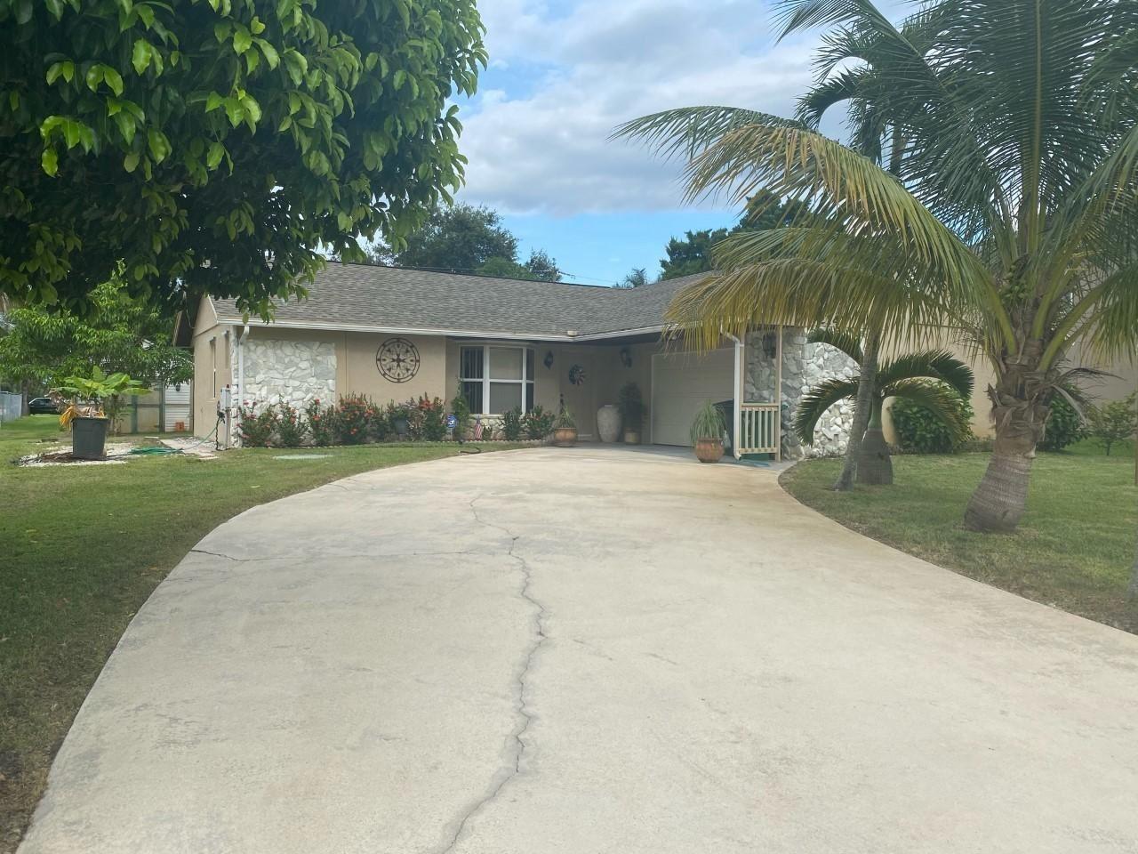 2141 SW Trenton Lane, Port Saint Lucie, FL 34984 - #: RX-10654636
