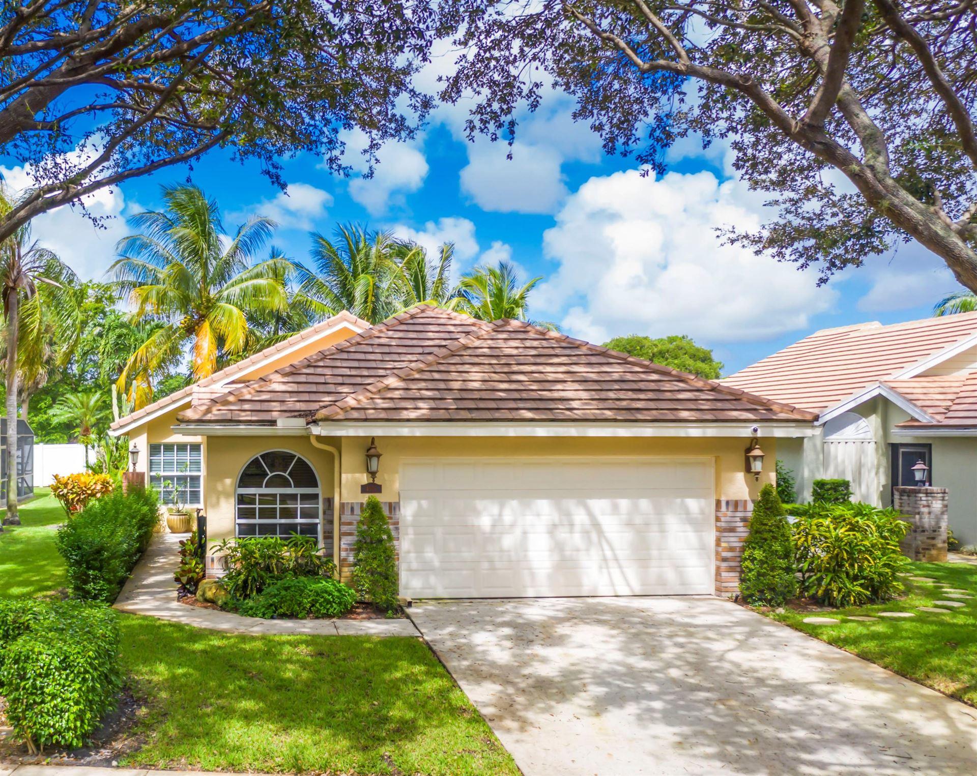 4555 Sherwood Forest Drive, Delray Beach, FL 33445 - #: RX-10676636
