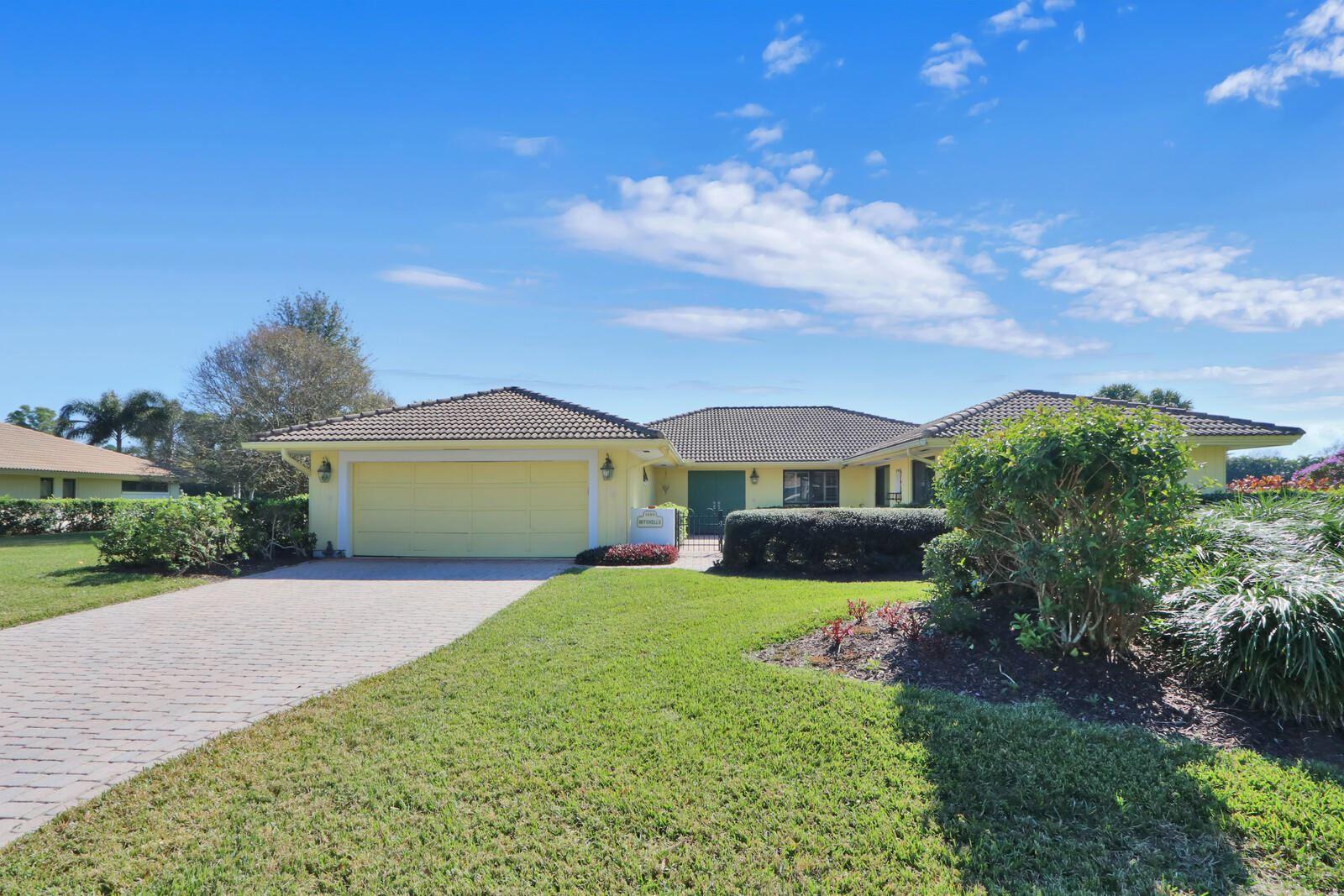 1493 SW Troon Circle, Palm City, FL 34990 - MLS#: RX-10688636