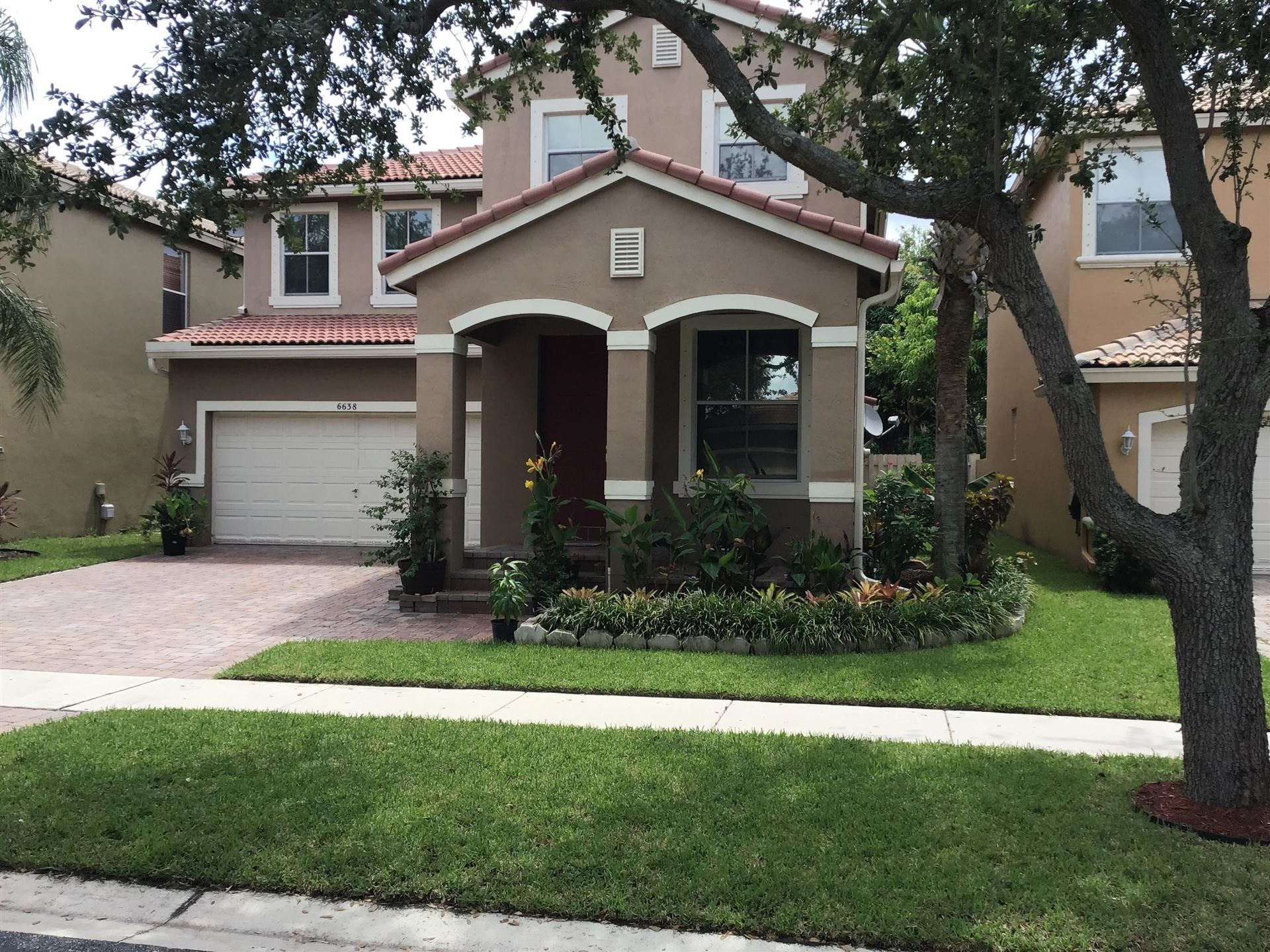 6638 Jacques Way, Lake Worth, FL 33463 - MLS#: RX-10736636