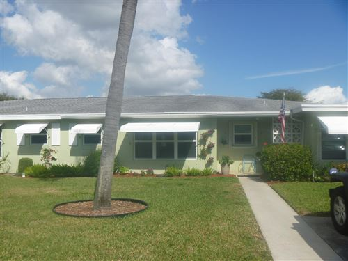 Photo of 235 High Point Court #C, Boynton Beach, FL 33435 (MLS # RX-10596637)