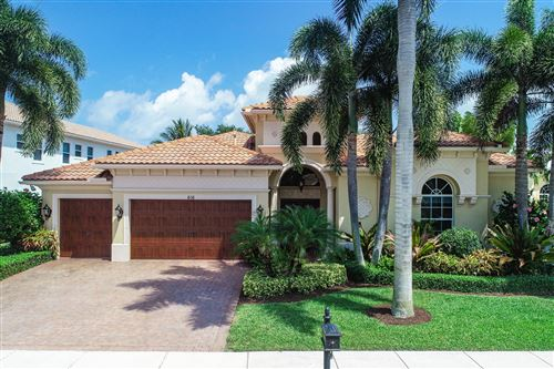 Photo of 616 Hermitage Circle, Palm Beach Gardens, FL 33410 (MLS # RX-10613637)