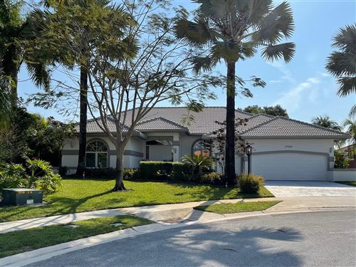 Photo of 17940 Hampshire Lane, Boca Raton, FL 33498 (MLS # RX-10709637)