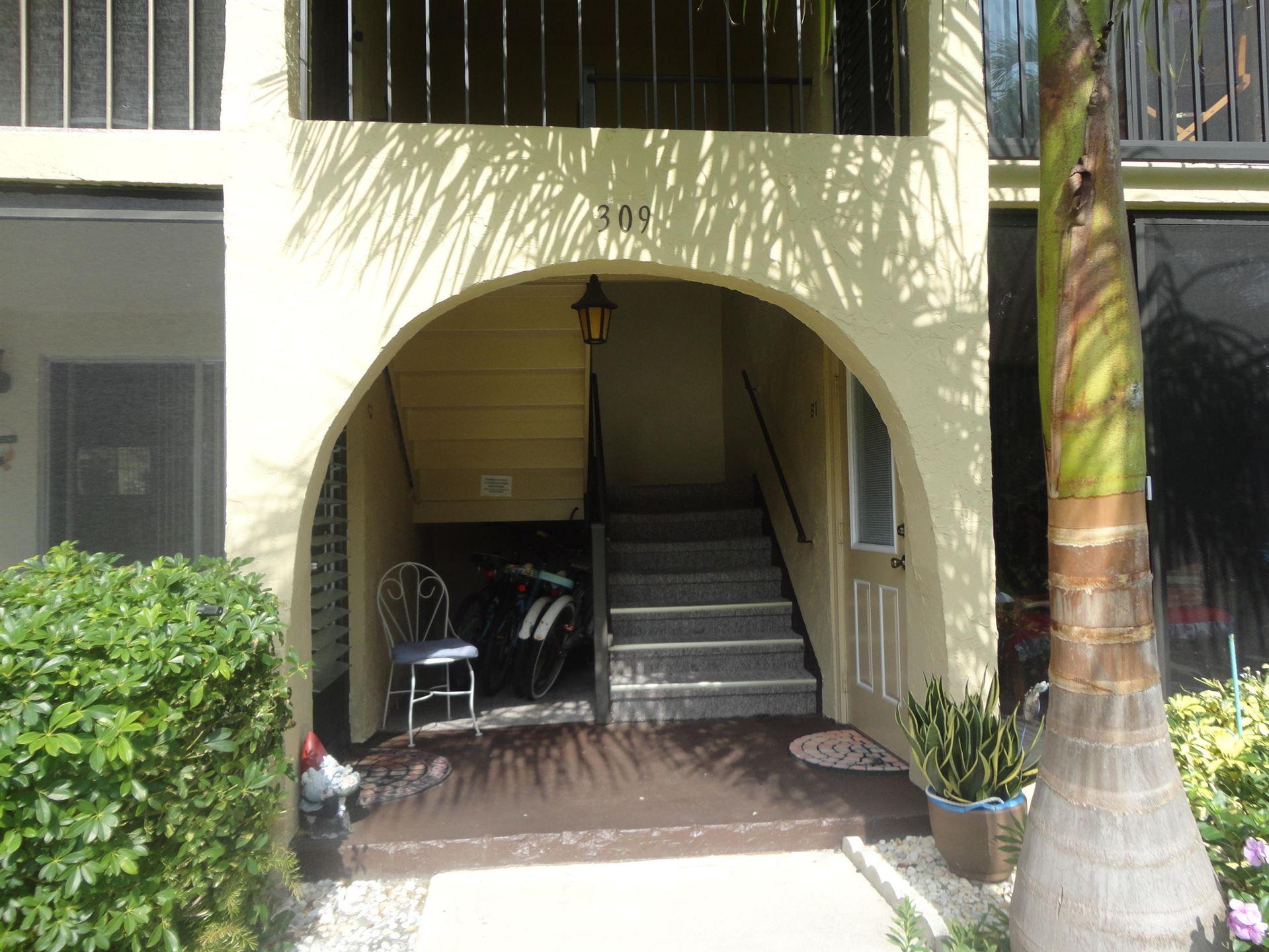 309 Pine Ridge Circle #C-2, Greenacres, FL 33463 - #: RX-10604637