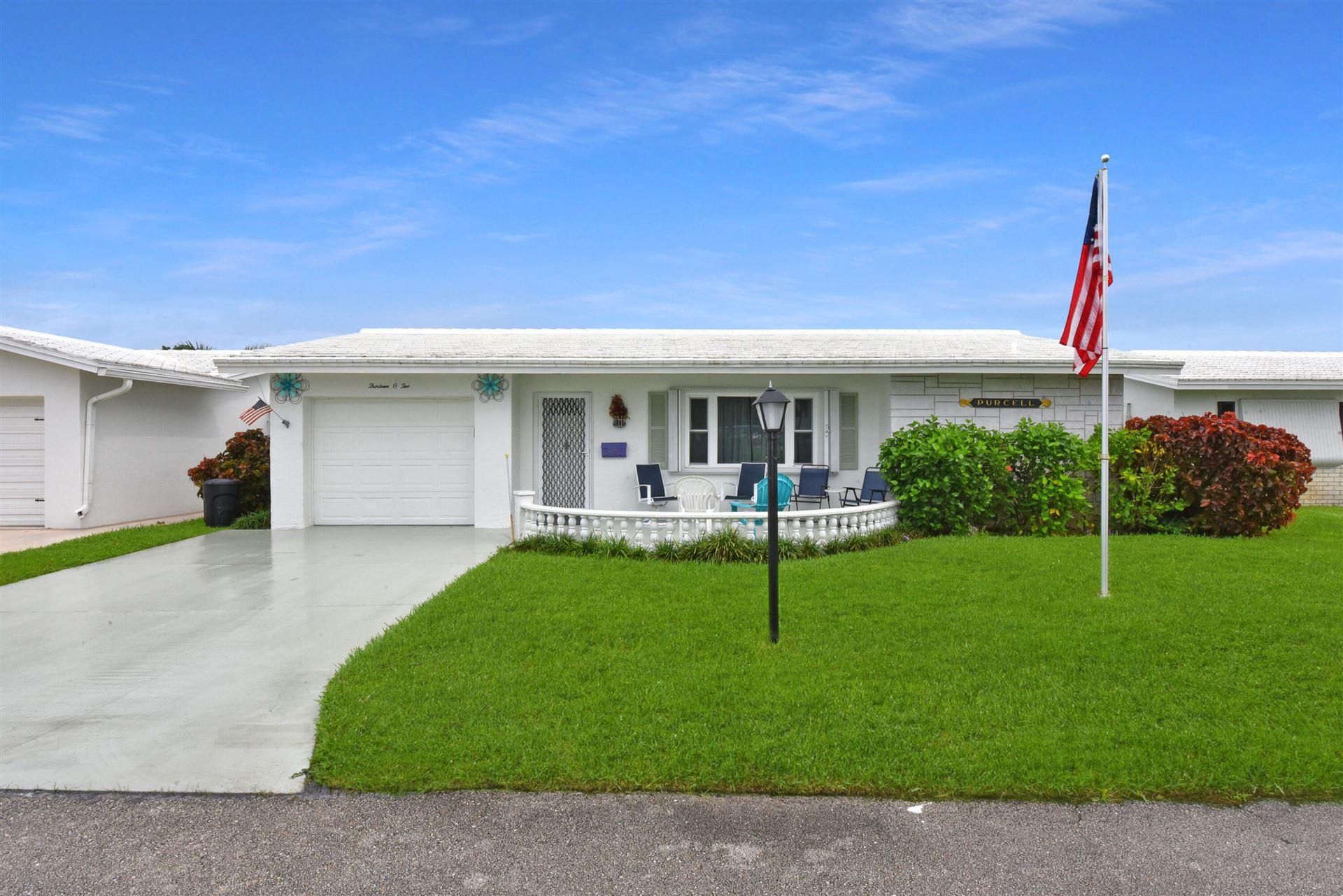 1302 SW 20th Street, Boynton Beach, FL 33426 - #: RX-10751637
