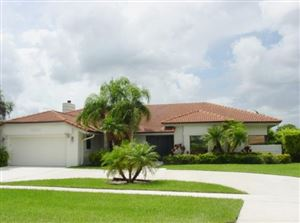 Photo of 11630 Island Lakes Lane, Boca Raton, FL 33498 (MLS # RX-10561638)