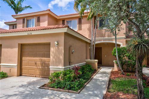 Photo of 6610 Sandy Bank Terrace, Riviera Beach, FL 33407 (MLS # RX-10745638)