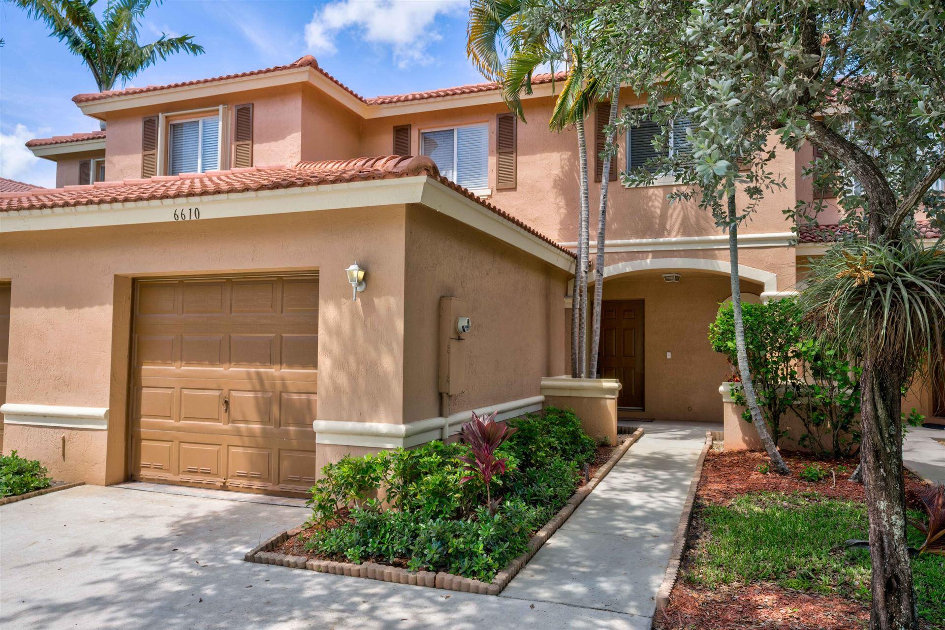 6610 Sandy Bank Terrace, Riviera Beach, FL 33407 - MLS#: RX-10745638