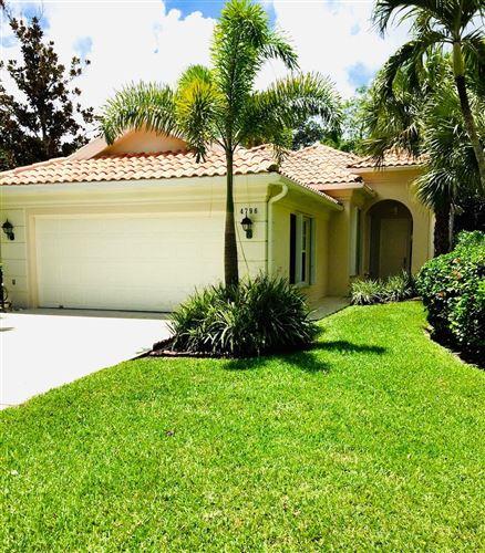 Foto de inmueble con direccion 4796 Valencia Drive Delray Beach FL 33445 con MLS RX-10640639