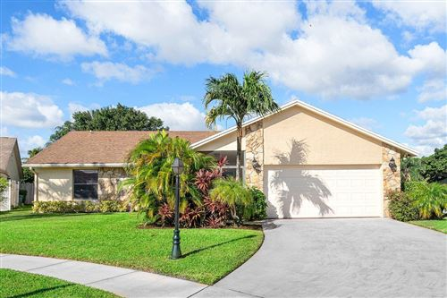 Photo of 9691 Triton Court, Boca Raton, FL 33434 (MLS # RX-10673639)