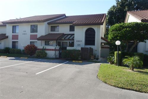 Photo of 10803 Palm Lake Avenue #202, Boynton Beach, FL 33437 (MLS # RX-10754639)