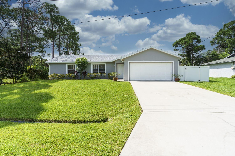 1874 SW Buttercup Avenue, Port Saint Lucie, FL 34953 - #: RX-10740639