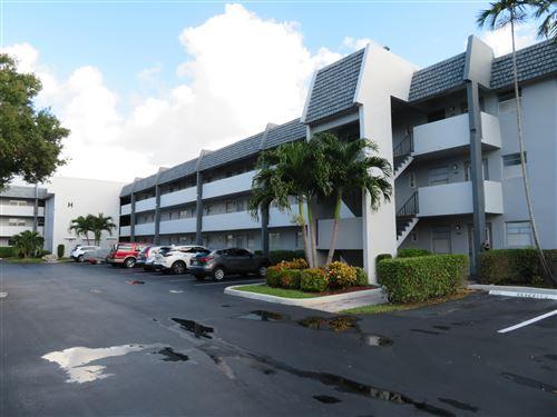 Photo of 7807 Golf Circle Drive #206, Margate, FL 33063 (MLS # RX-10678640)