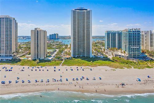 Photo of 3000 N Ocean Drive #35f, Riviera Beach, FL 33404 (MLS # RX-10706640)
