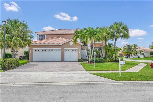 Photo of 21823 Palm Grass Drive, Boca Raton, FL 33428 (MLS # RX-10734640)