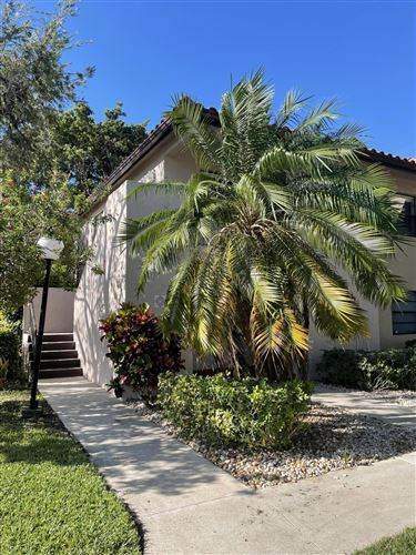 Photo of 9206 Pecky Cypress #3b, Boca Raton, FL 33428 (MLS # RX-10753640)