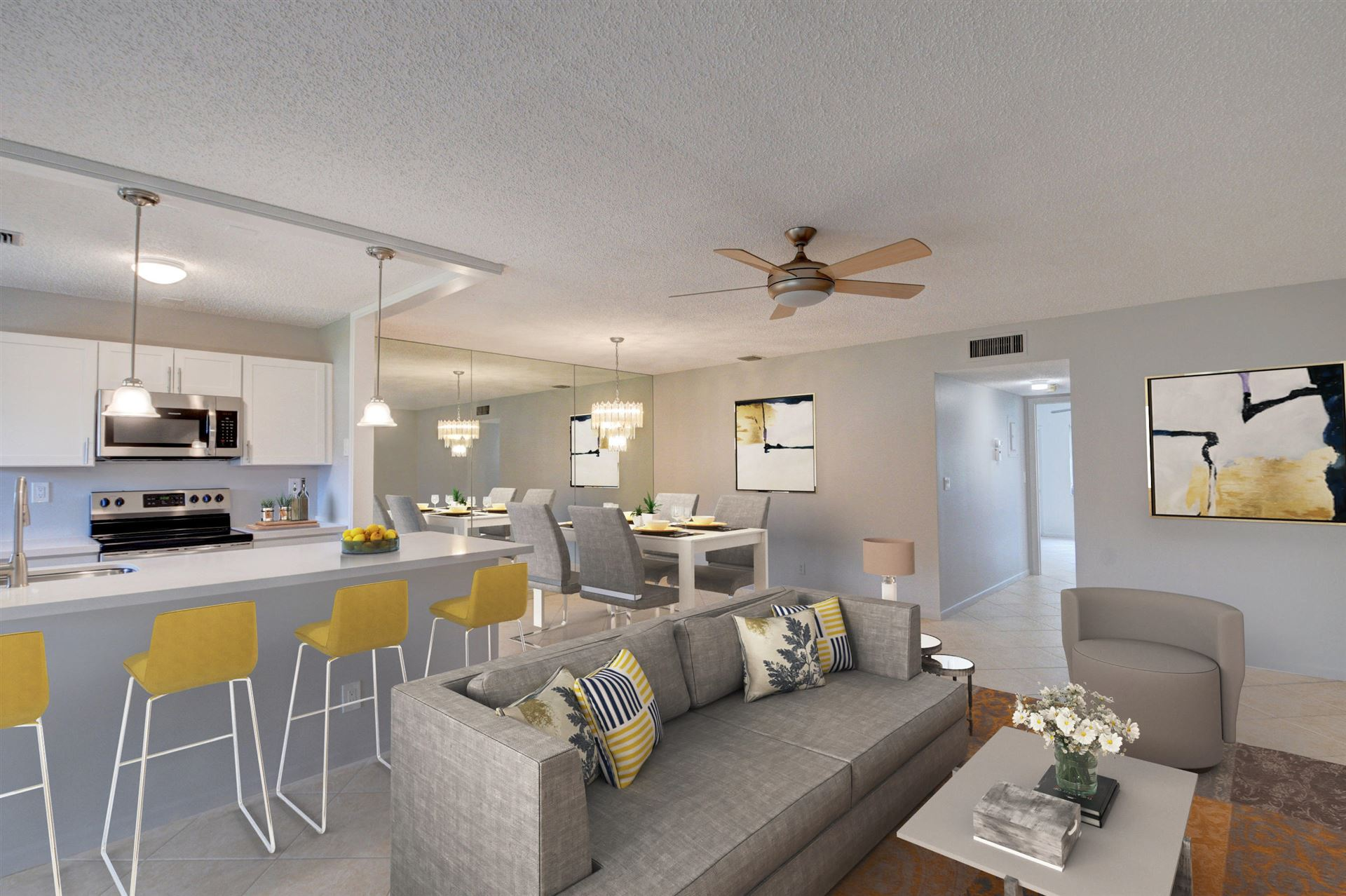 14050 Nesting Way #C, Delray Beach, FL 33484 - MLS#: RX-10574640