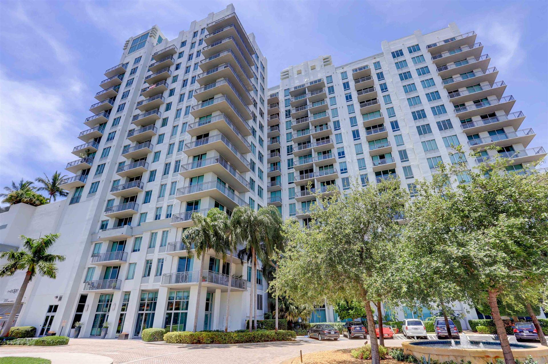 300 S Australian Avenue #812, West Palm Beach, FL 33401 - #: RX-10637640