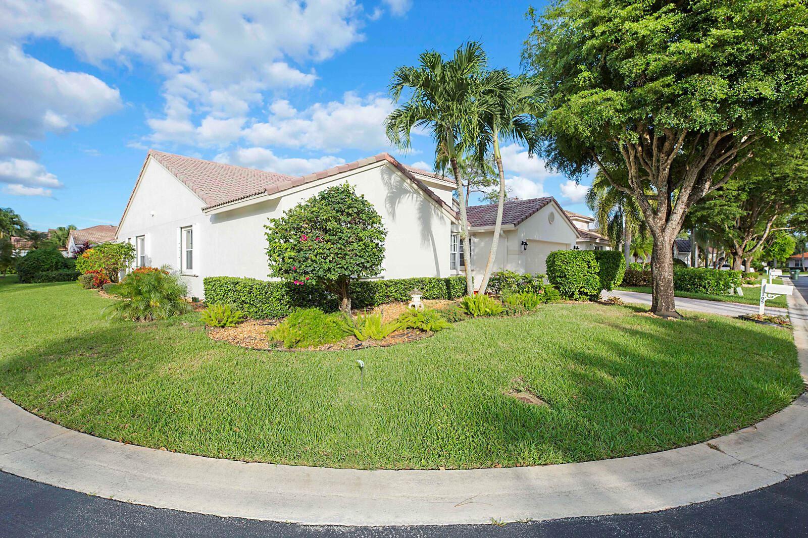 Photo of 105 Egret Circle, Greenacres, FL 33413 (MLS # RX-10672640)