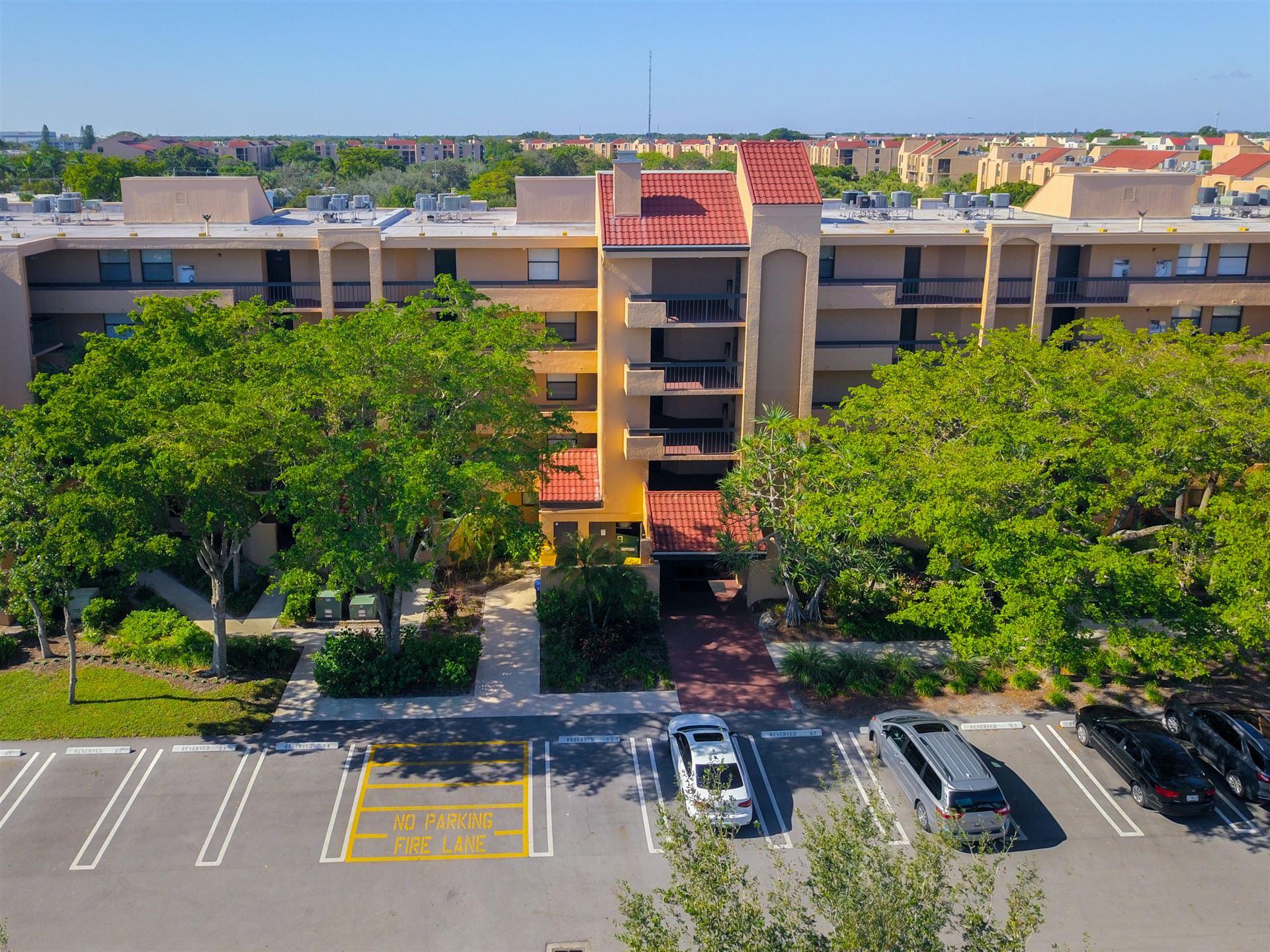 450 Egret Circle #111, Delray Beach, FL 33444 - #: RX-10679640