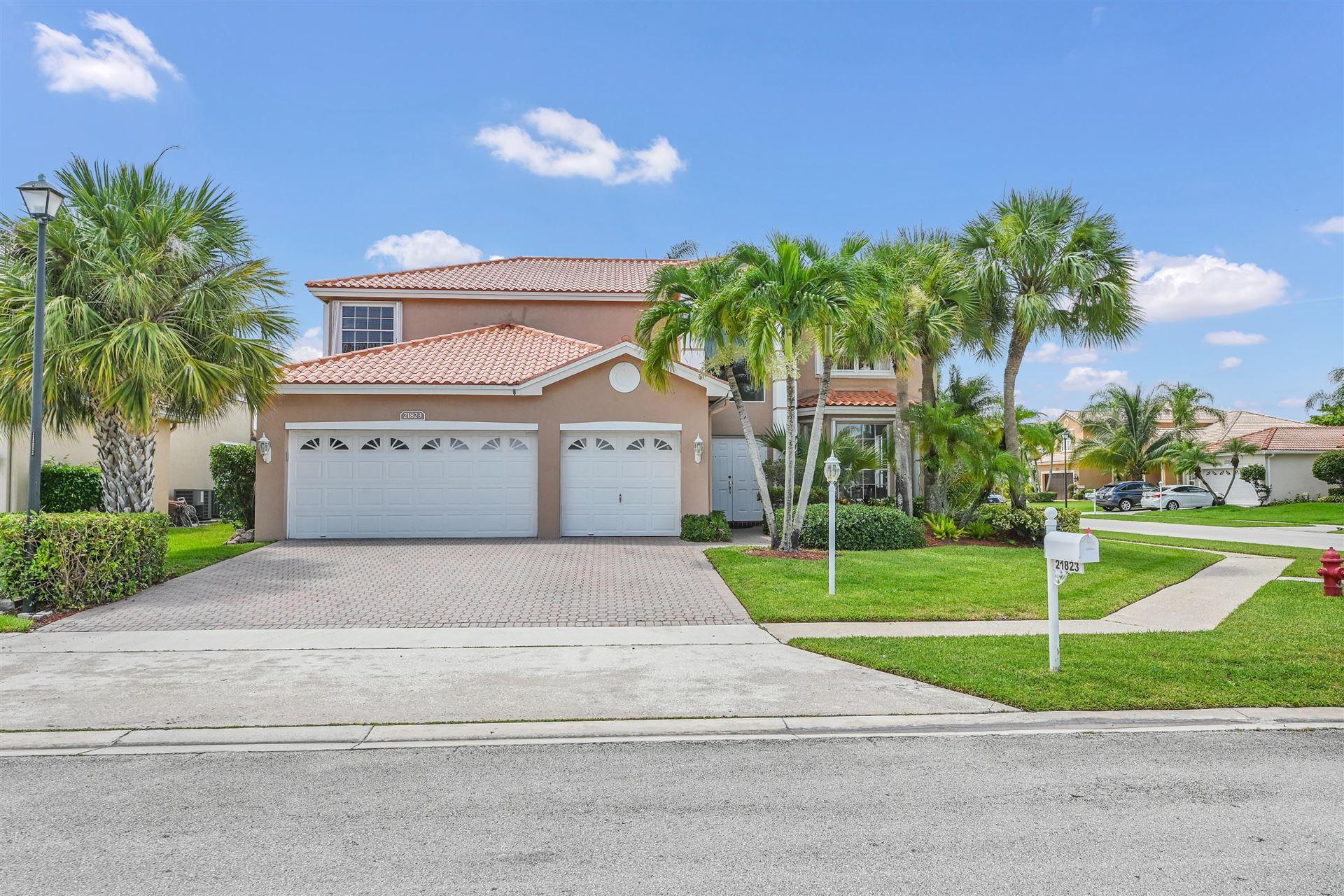 21823 Palm Grass Drive, Boca Raton, FL 33428 - MLS#: RX-10734640