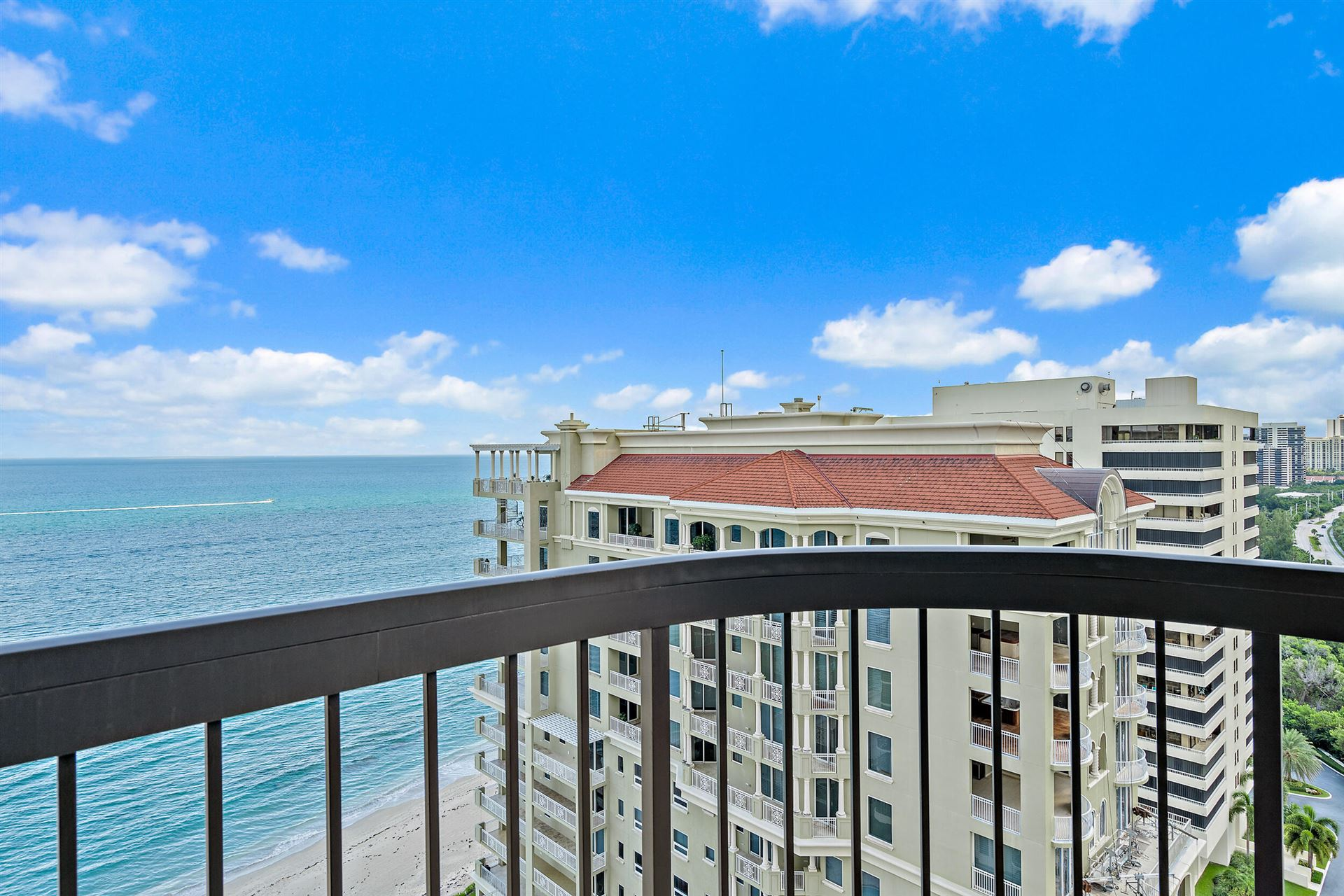 Photo for 5380 N Ocean Drive #19-A, Singer Island, FL 33404 (MLS # RX-10745640)