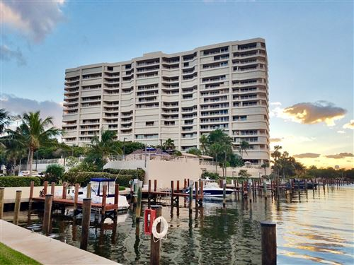 Photo of 4101 N Ocean Boulevard #D-1008, Boca Raton, FL 33431 (MLS # RX-10601641)