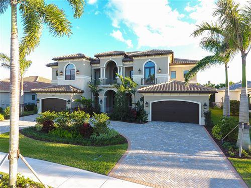 Foto de inmueble con direccion 16840 Matisse Drive Delray Beach FL 33444 con MLS RX-10607641