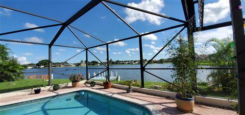 Foto de inmueble con direccion 8321 Bonita Isle Drive Lake Worth FL 33467 con MLS RX-10651641